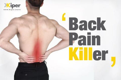 4 Simple Ways to Prevent and/or Relieve Lower Back Pain (Part 1)