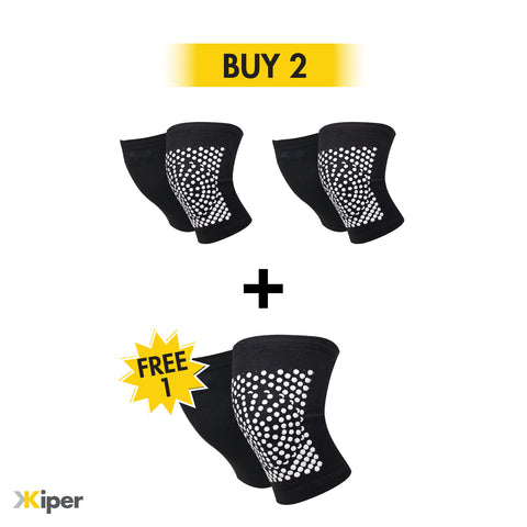 Twin Pack Kiper Bio-Ray Knee Brace (READY STOCK)