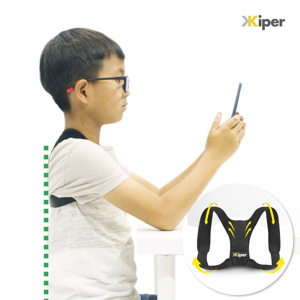 Kiper Essentials Shoulder Corrector V2 (Kids) (READY STOCK)