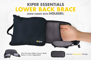 Upgrade to Lower Back Brace Holder (HOLDER ONLY)