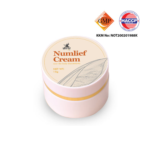 WFH Numlief Cream - 15g