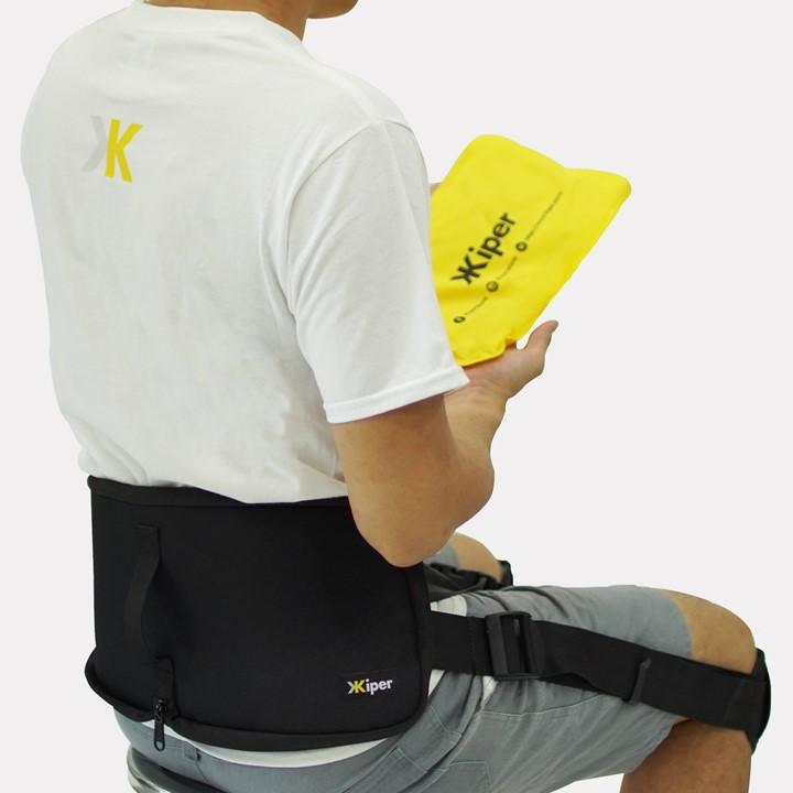 Kiper Essentials Lower Back Brace + Treatment Upgrade (ONLY AVAILABLE IN MALAYSIA)