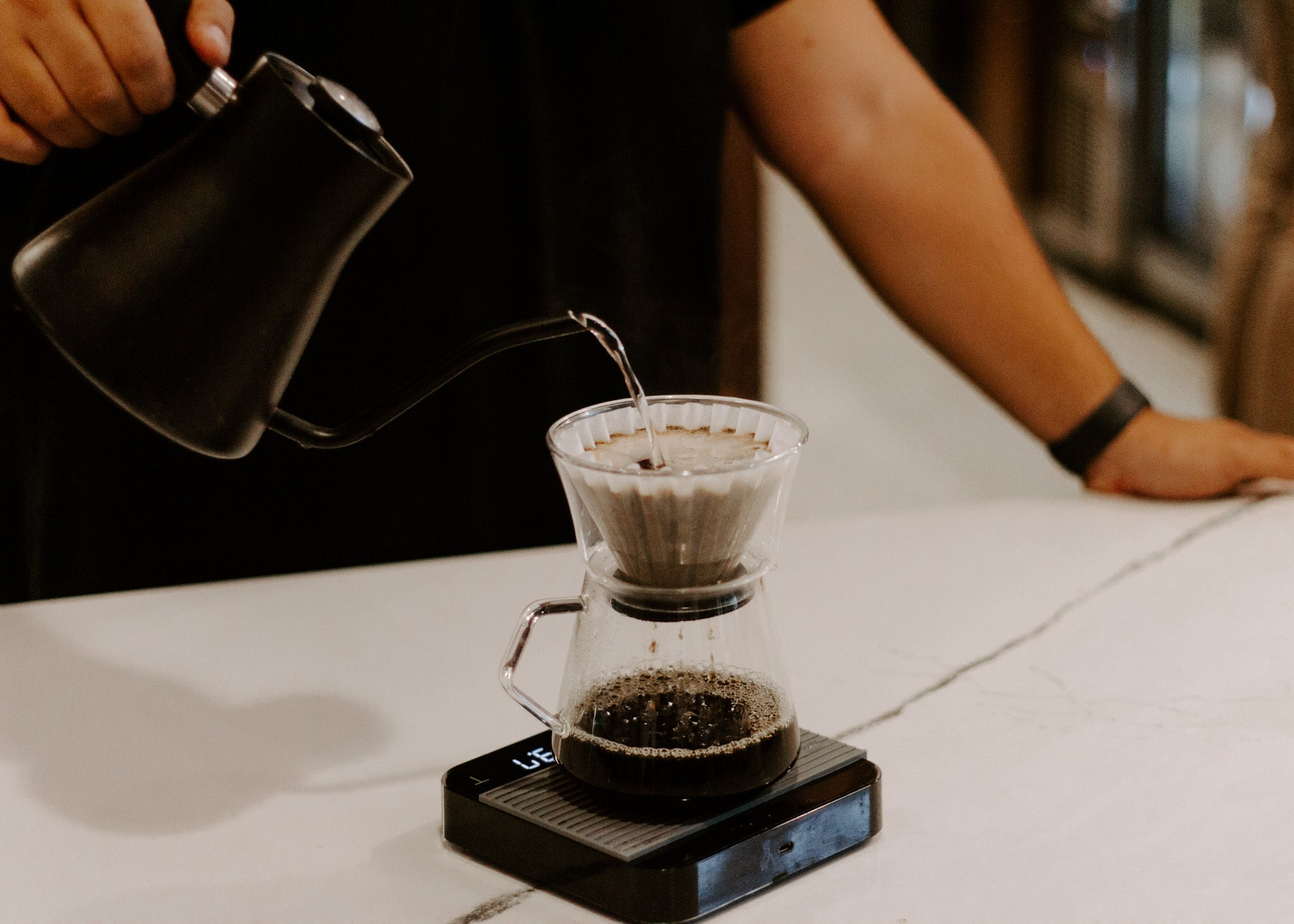 Win A Pour Over Bundle & Stoble Coffee