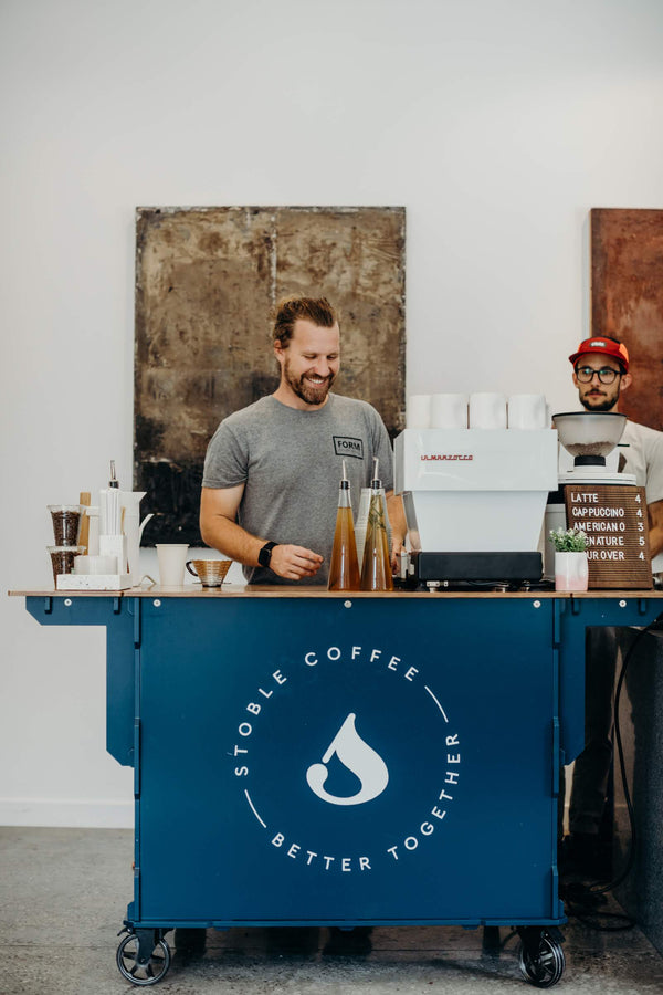 Stoble Coffee Cart
