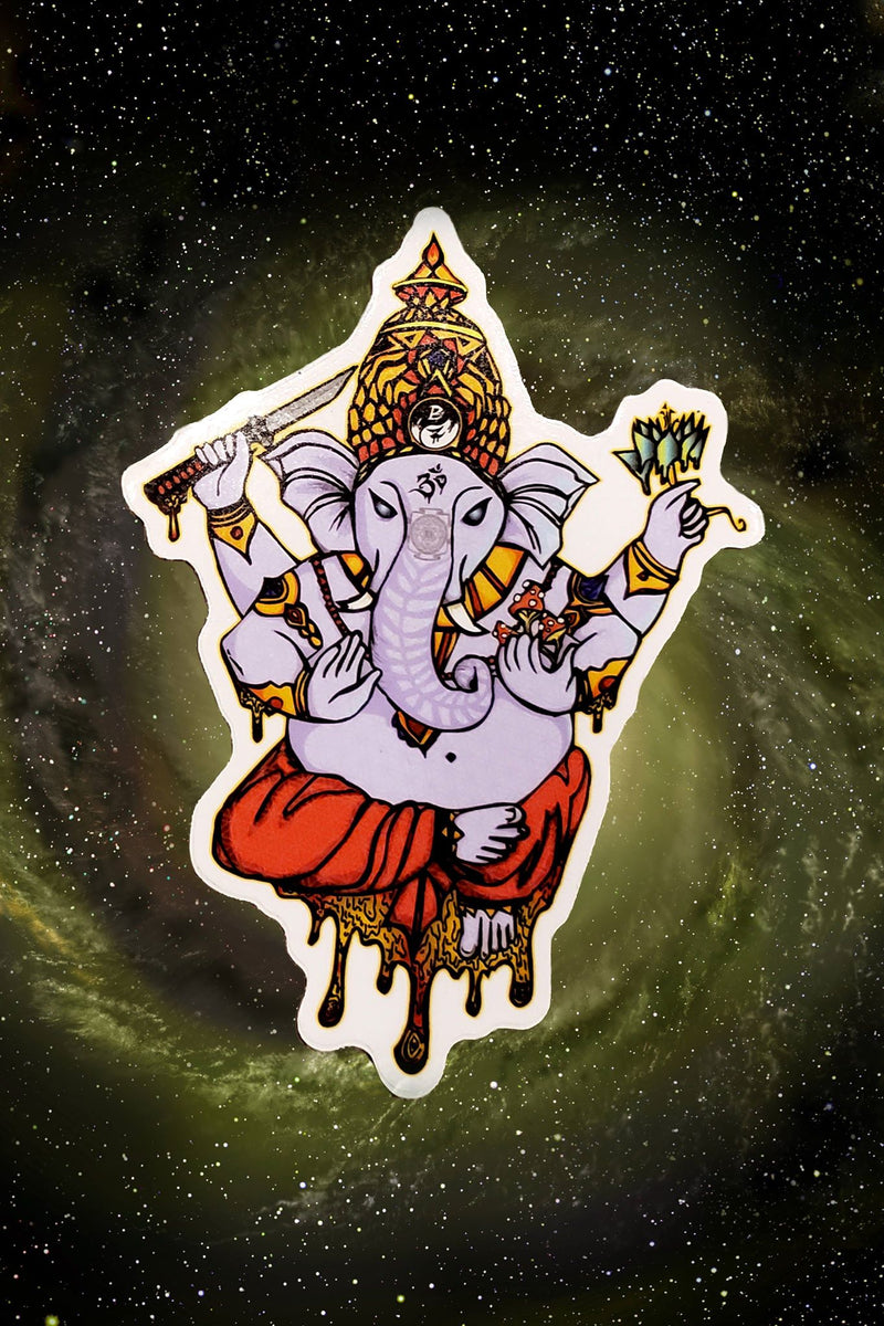 Dripping Ganesha