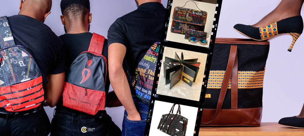 shop Afribix accesories for afroinspired bags backpacks wallets travel bags satchels handbags wallets towels and lots more
