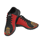 AfriBix Warrior Red Trainers