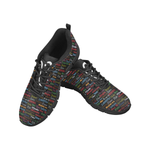 Hello Print Men's Trainers - black