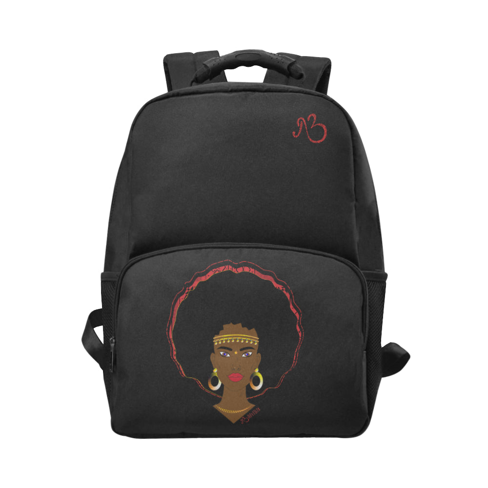 AfriBix Warrior Classic Backpack