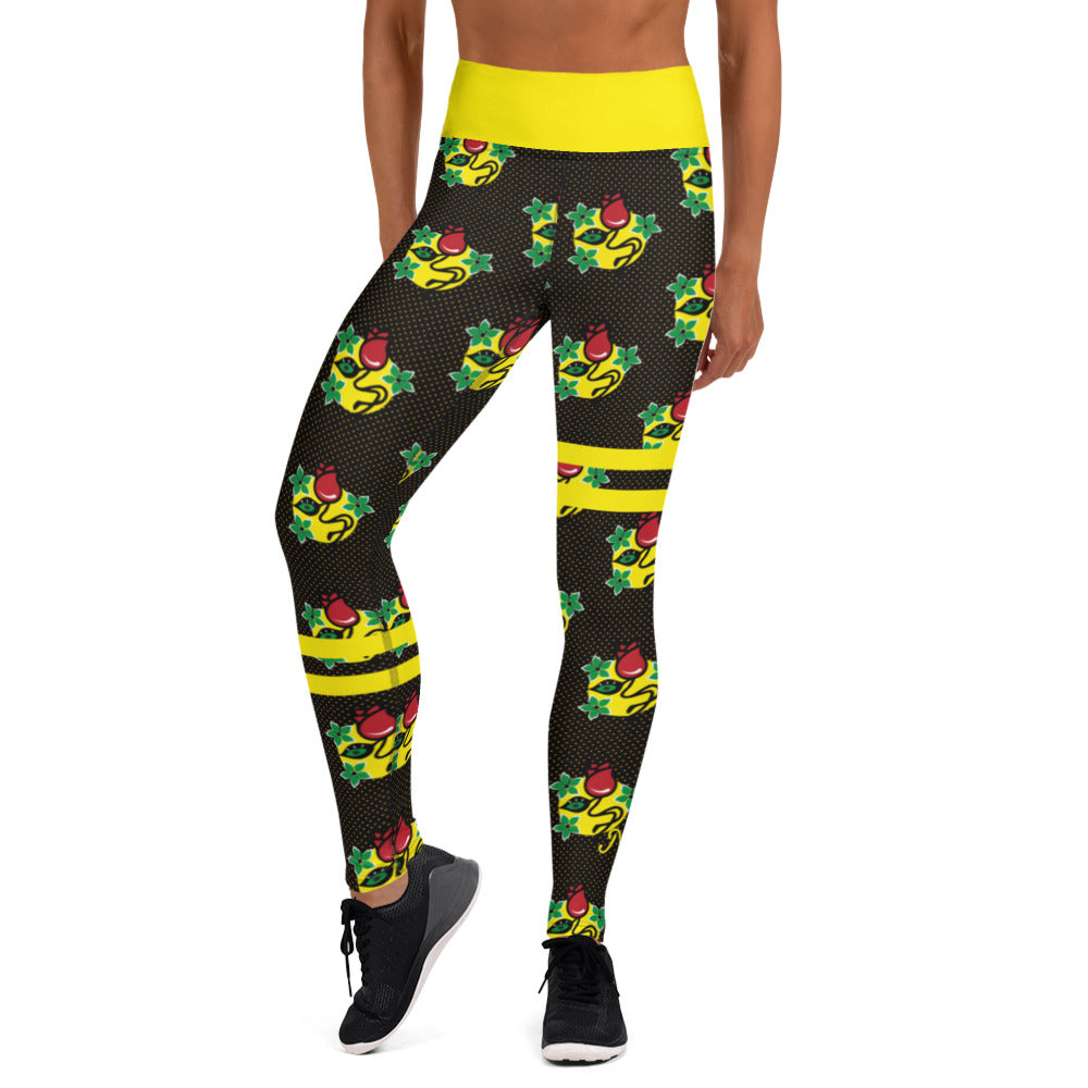 Soul Full of Sunshine High Waist Leggings