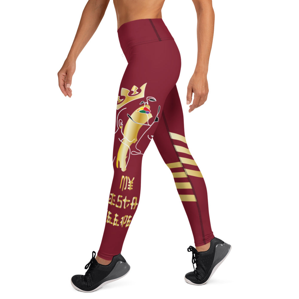 My Sista's Keeper Royalty High Waist Leggings