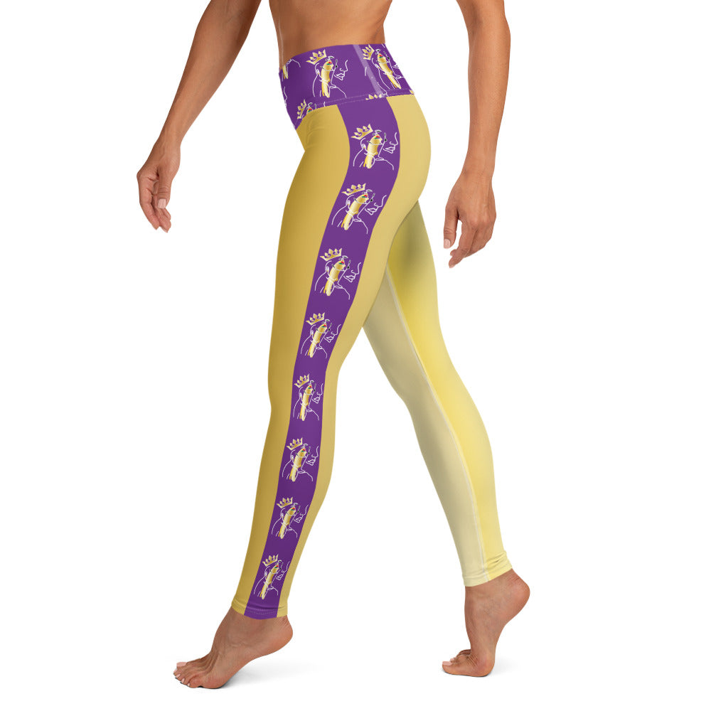 My Sista's Keeper High Waist Leggings - Queen