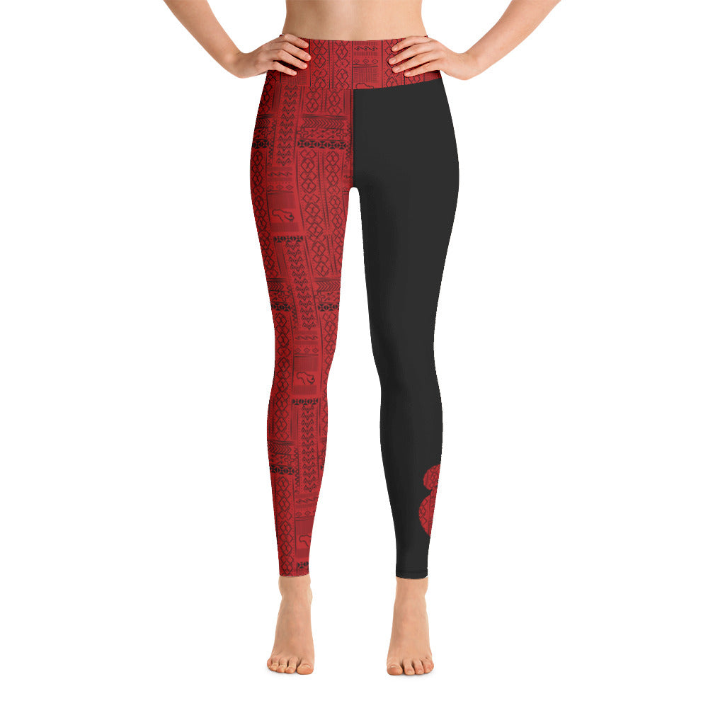 Tribal Ubuntu Leggings