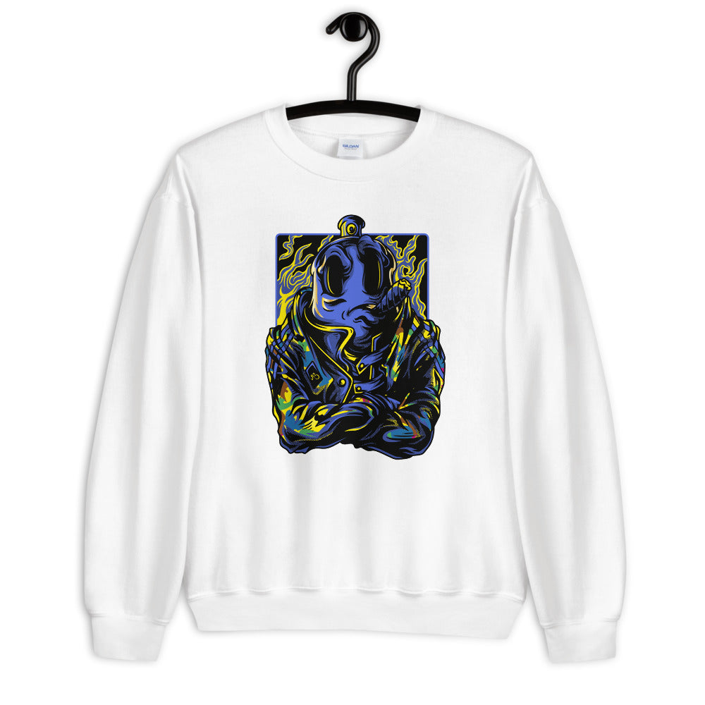 Can I Help You? Graphic AfriBix Camo Comfortable Unisex Sweatshirt