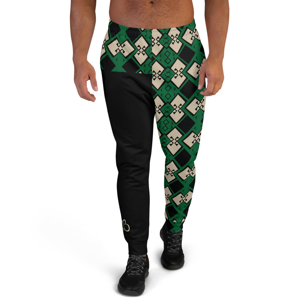 Aztek Leaf Men's Joggers