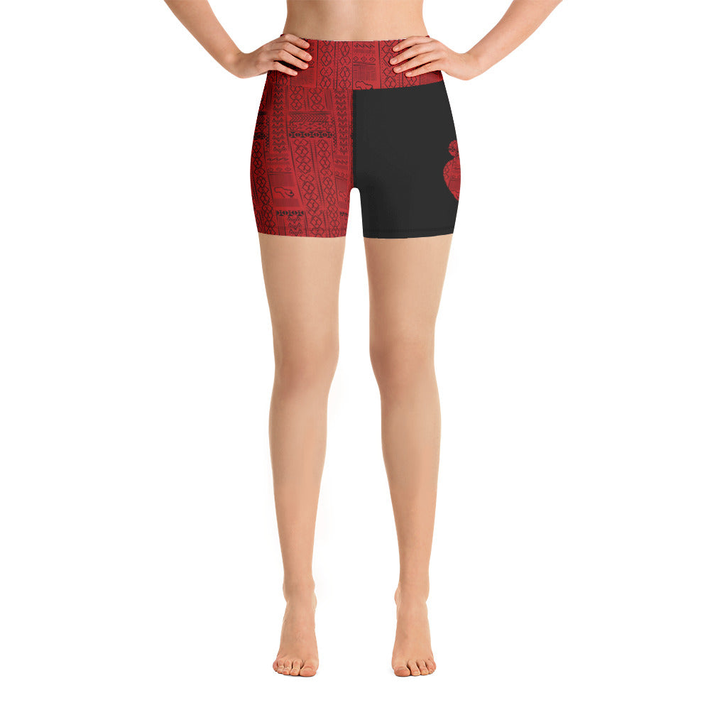 Tribal Ubuntu Lycra Shorts