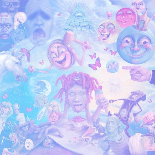 Trippie Redd - Miss the Rage ft. Playboi Carti (IAMM Remake)