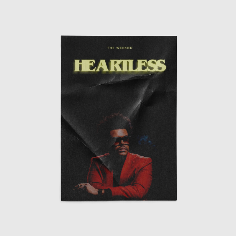 THE WEEKND - HEARTLESS (IAMM REMAKE)