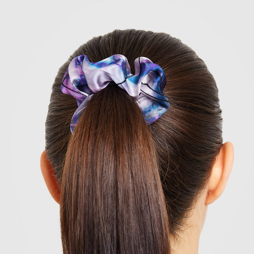 Vessel III Silk Scrunchie