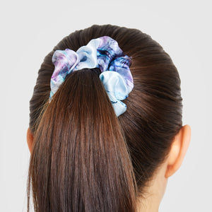 Vessel II Silk Scrunchie