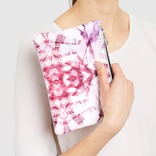 Load image into Gallery viewer, Cellular II Leather Clutch