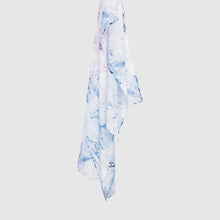 Load image into Gallery viewer, Neuronal I Silk Scarf