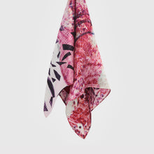 Load image into Gallery viewer, Retinal II Silk Scarf