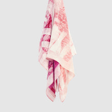 Load image into Gallery viewer, Cellular I Silk Scarf