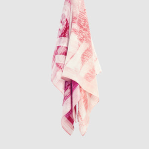 Cellular I Silk Scarf
