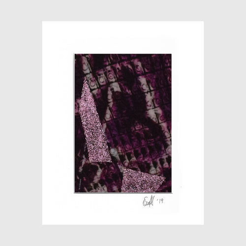 Lab Sample #14 Art Print