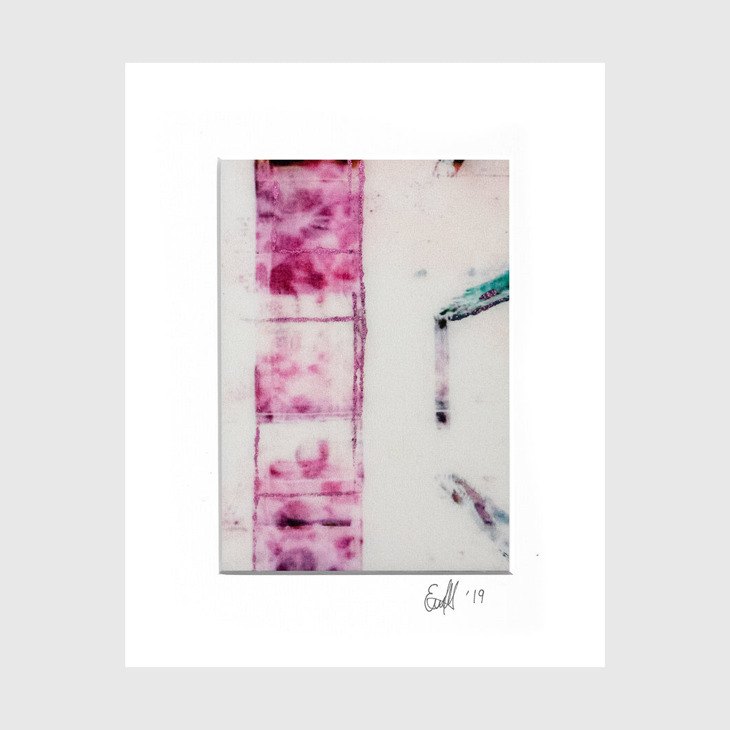 Lab Sample #11 Art Print