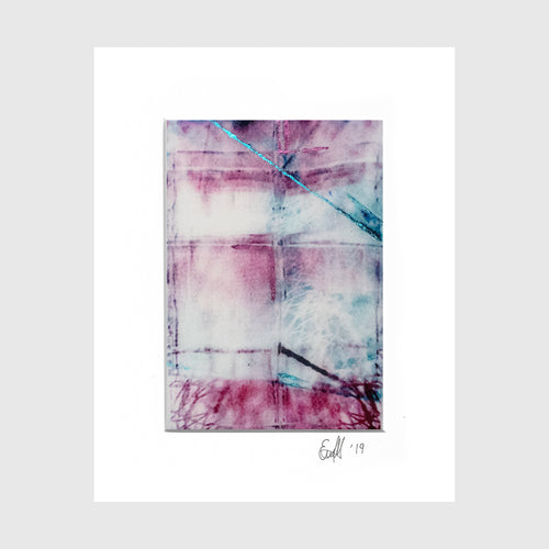 Lab Sample #9 Art Print