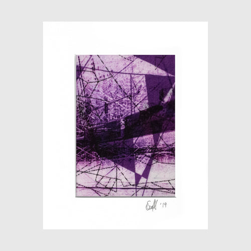 Lab Sample #3 Art Print