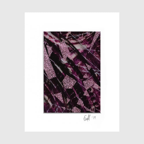 Lab Sample #4 Art Print