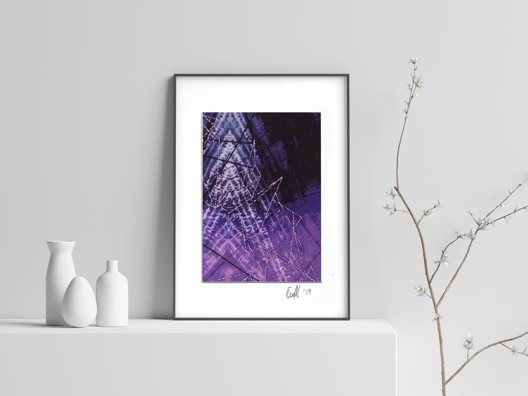 Lab Sample #2 Art Print