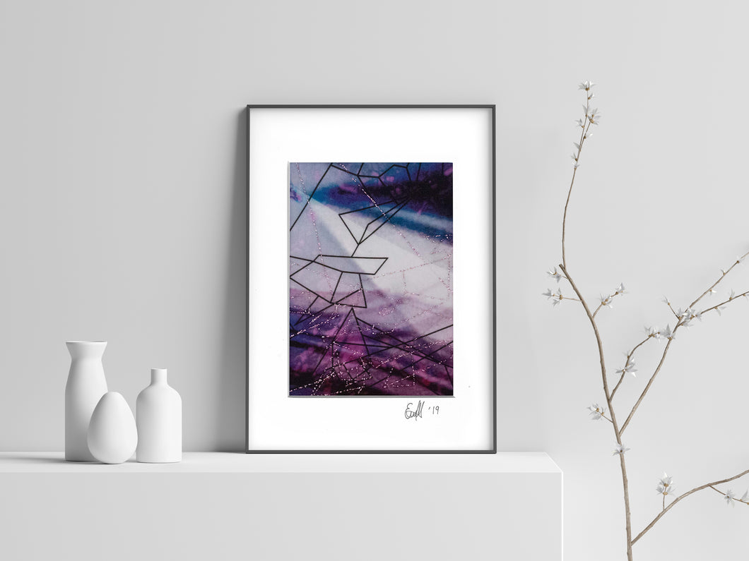 Lab Sample #1 Art Print
