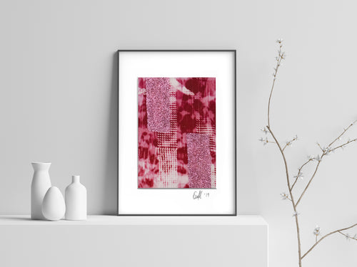 Lab Sample #5 Art Print