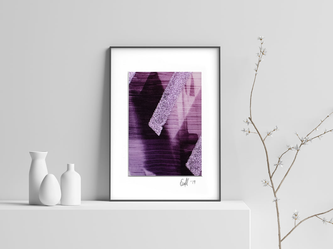 Lab Sample #6 Art Print