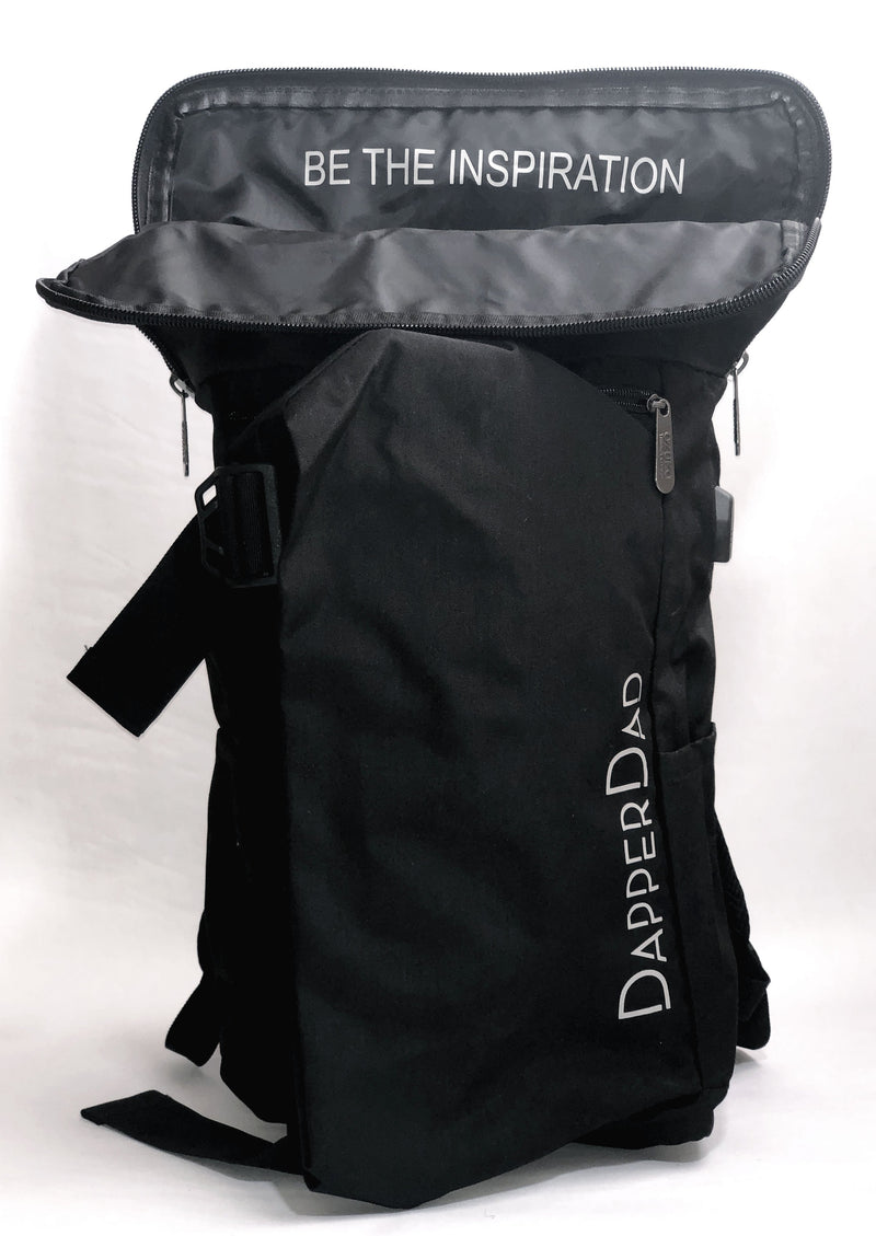 Dapper Deluxe Diaper Backpack