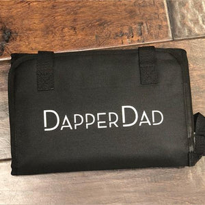 Dapper Dad: Diaper Bag