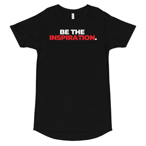 Be The Inspiration - Long Body Tee