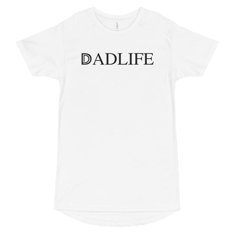 Dadlife - Long Body Men's Tee