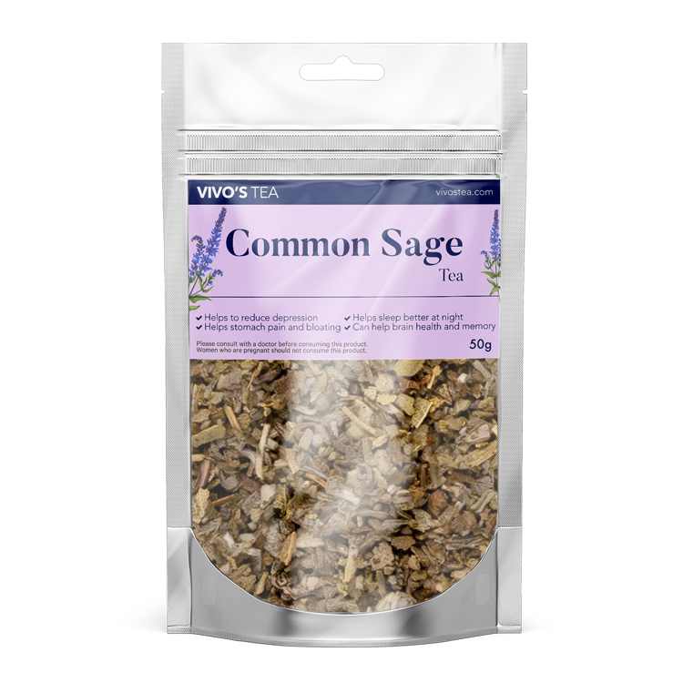 Sage Tea (Common Sage Tea)