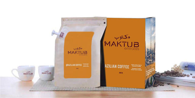 MAKTUB COFFEE