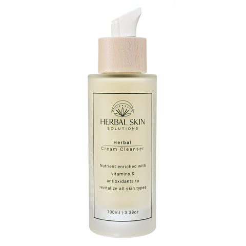 Herbal Skin Solutions *Herbal Cream Cleanser*