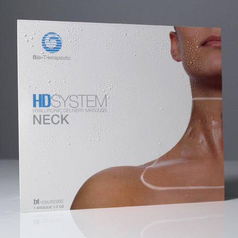 Bio Therapeutic (Hyaluronic Delivery Neck Masque) 10-pack