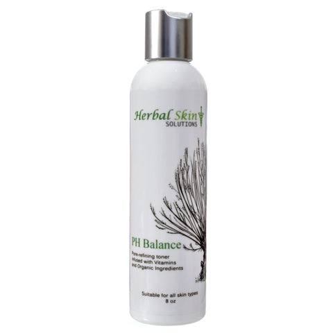 Herbal Skin Solutions Balancing Toner, 8 oz.