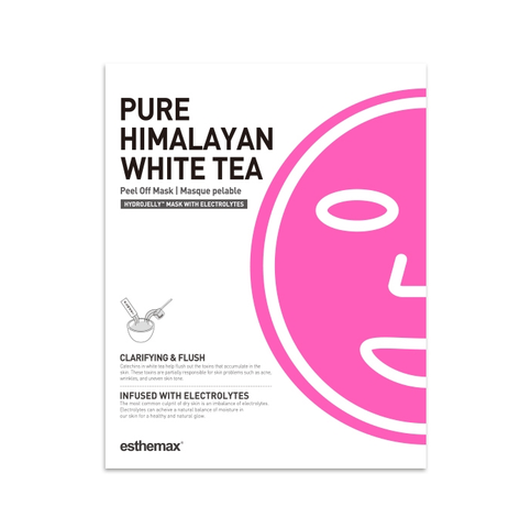 Esthemax™ Hydrojelly Mask - Pure Himalayan White Tea