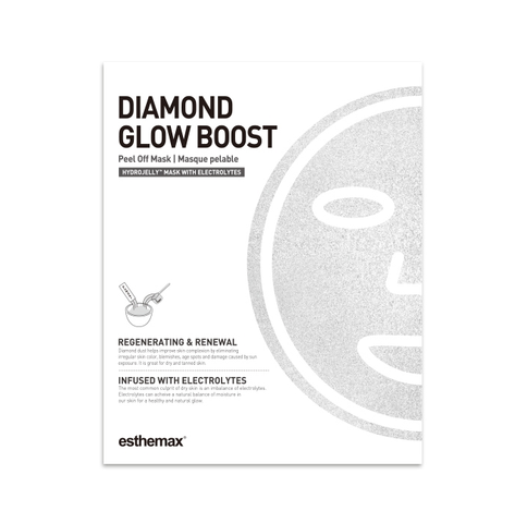 Esthemax™ Hydrojelly Mask - Diamond Glow Boost