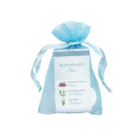 Skin Script Blemished Skin Sample Bag